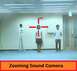 camera zooming sound