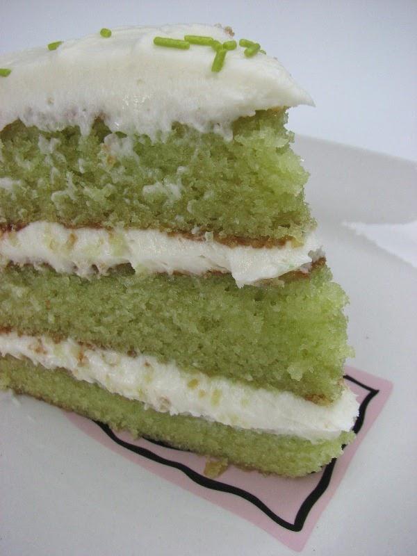 Trisha Yearwood Lemon Lime Cake