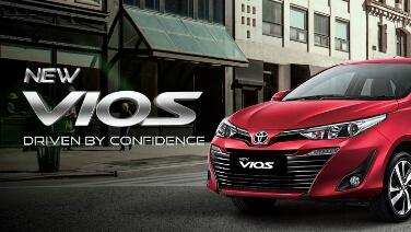 Mobil Toyota New Vios 2019