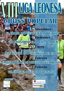 Liga Leonesa Cross Popular
