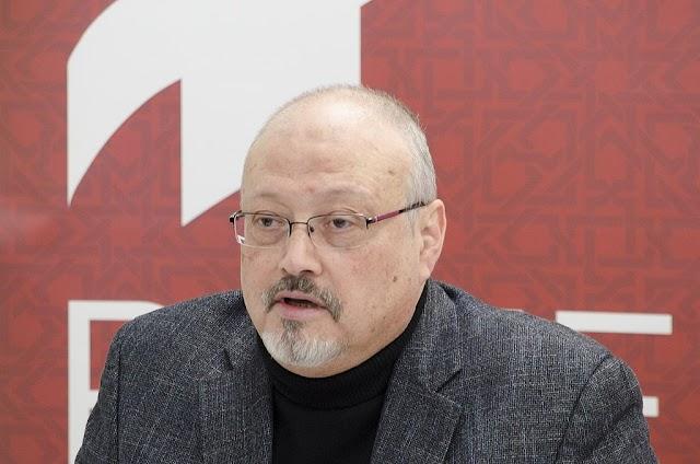 "MIDDLE EAST - Saudi´s tell UN Khashoggi murder perpetrators ""brougce"""