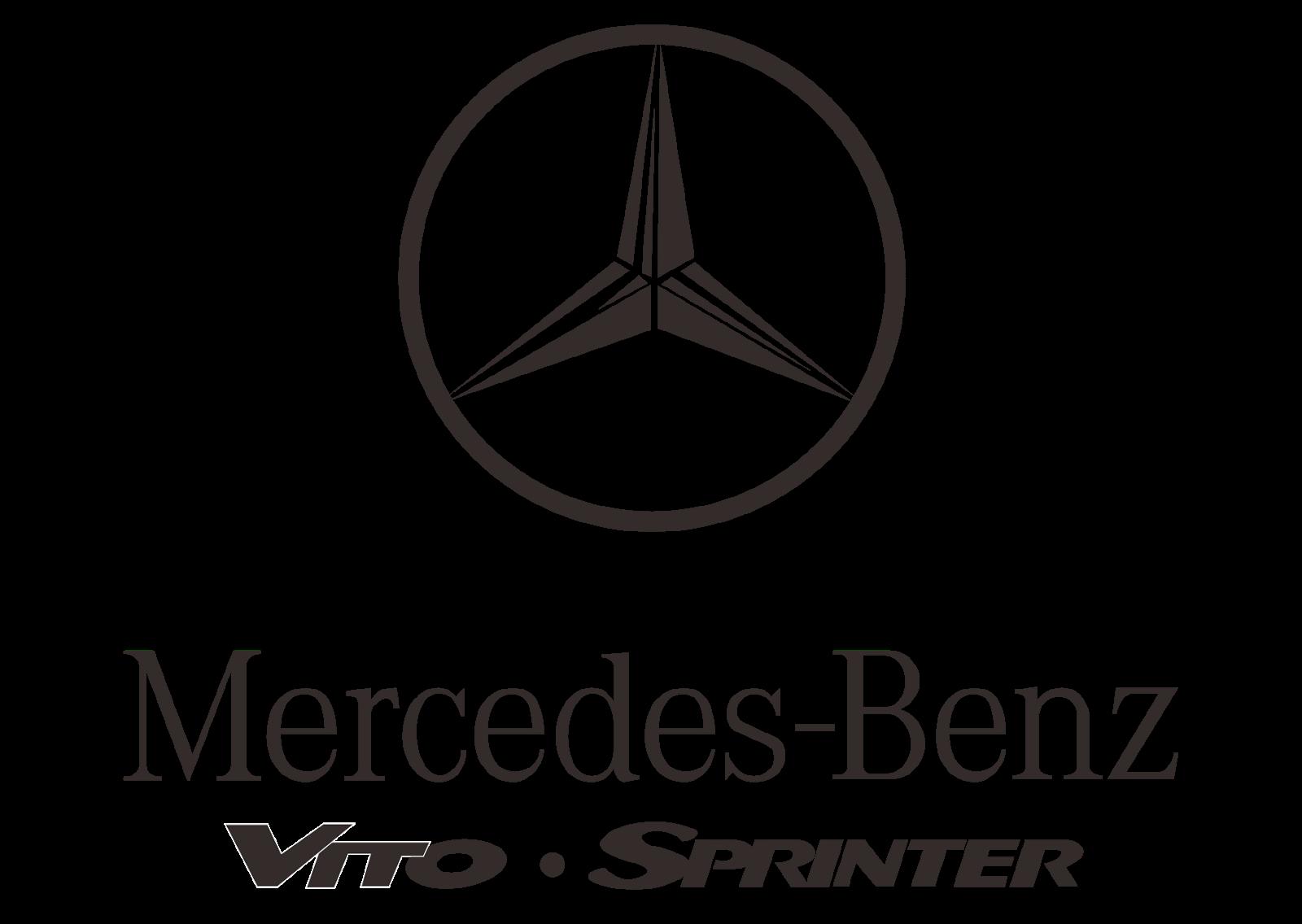 Mercedes Vito Sprinter Logo Vector (Automobile ...