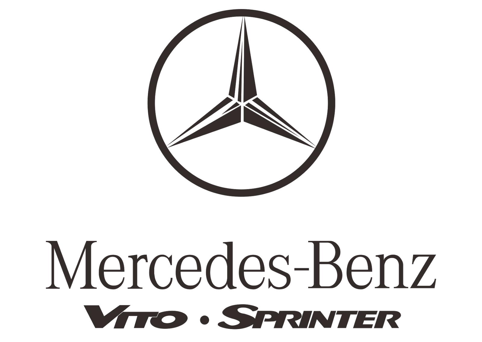 Mercedes vito vector free