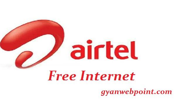 Airtel-Sim-Me-Free-Internet-Kaise-Chalaye