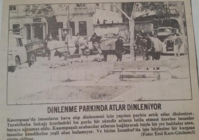 1980 lerden İstanbul'dan Manzaralar