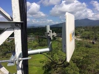 Нефтяники Колумбии развернули беспроводную сеть на оборудовании российского производителя Инфинет!