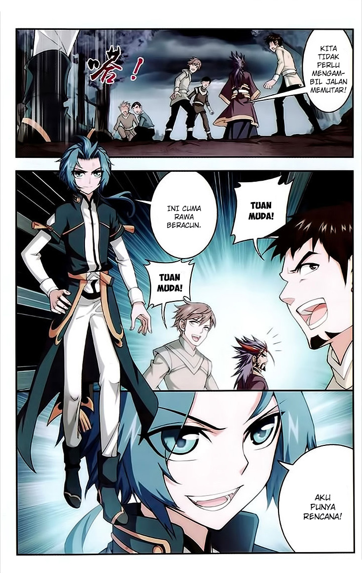 The Great Ruler Chapter 23