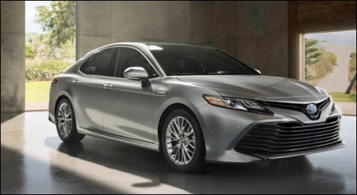 2018 Toyota Camry Hybrid Review and Price