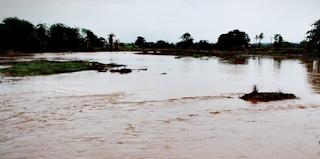 Sertão da Paraíba registra 175 mm de chuvas em 6 seis cidades