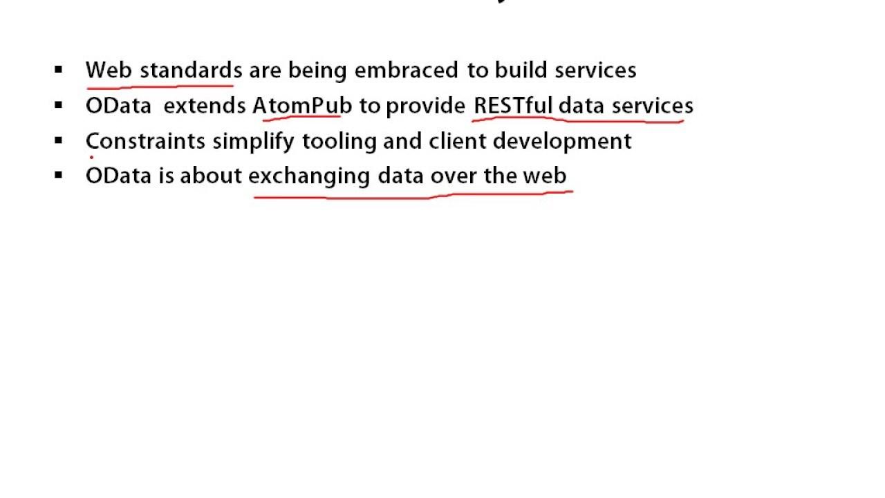 Open Data Protocol