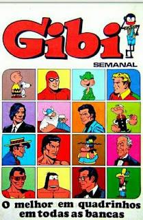 Por que o nome Gibi?