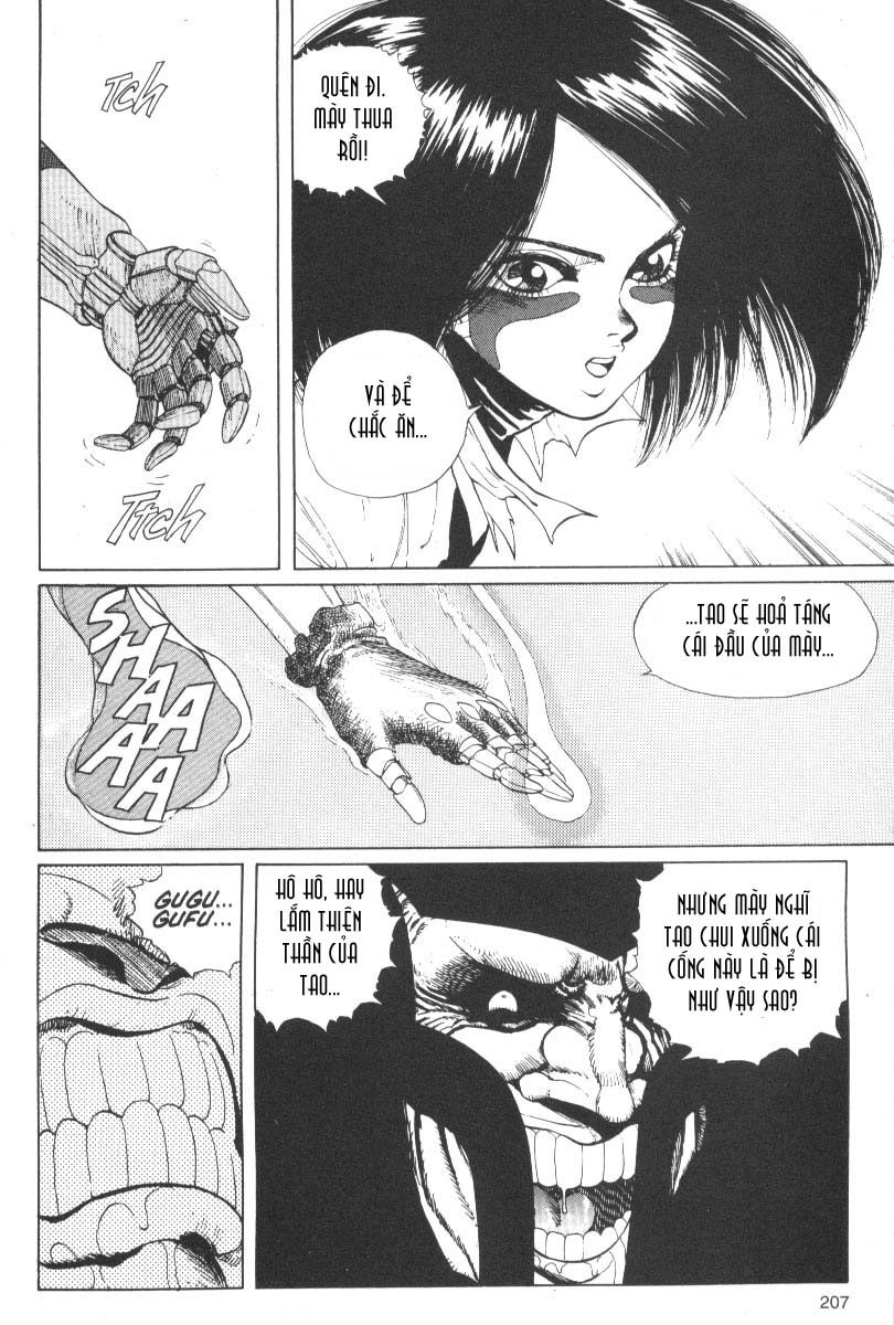 Battle Angel Alita chapter 06 trang 14
