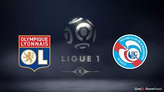 Страсбург – Лион смотреть прямую трансляцию онлайн 09/03 в 19:00 по МСК.