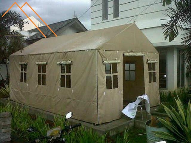 Tenda Keluarga - 4 x 6