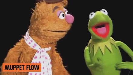 Muppet Flow | First Video of Snoop Froggy Frog! | Bestes Dr.Dre und Snoop Video Ever... ever ever ( Episches Musikvideo - Mashup )