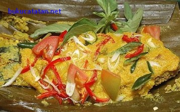 Cara Membuat Makanan Pepes Ikan Nila Yang Super Nikmat