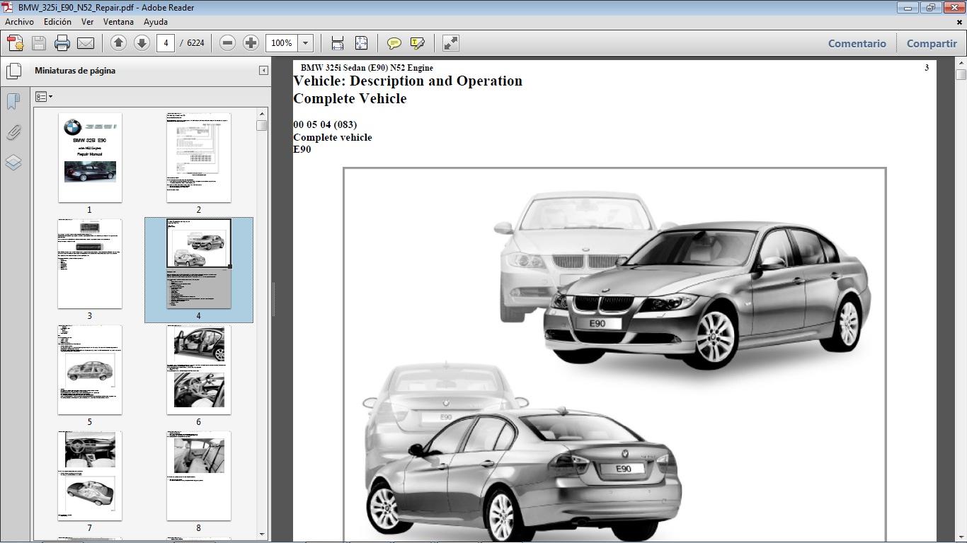manuales de taller de bmw rh manuales bmw blogspot com BMW 320D E90  Interior bmw 320d e90 workshop manual pdf