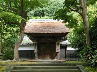 円覚寺済蔭庵(居士林)