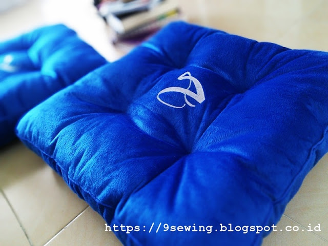 floor pillow - bantal duduk murah