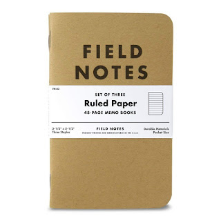 field notes notebooks for your office gift exchange