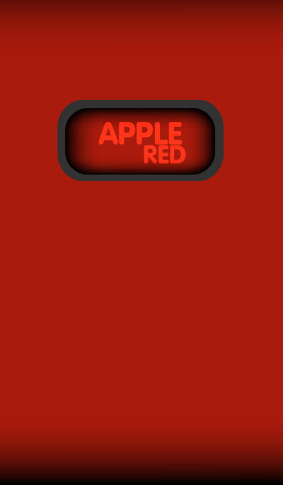 Simple Apple Red & Black Theme