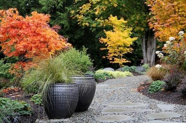 Garden Paths Showy Decision