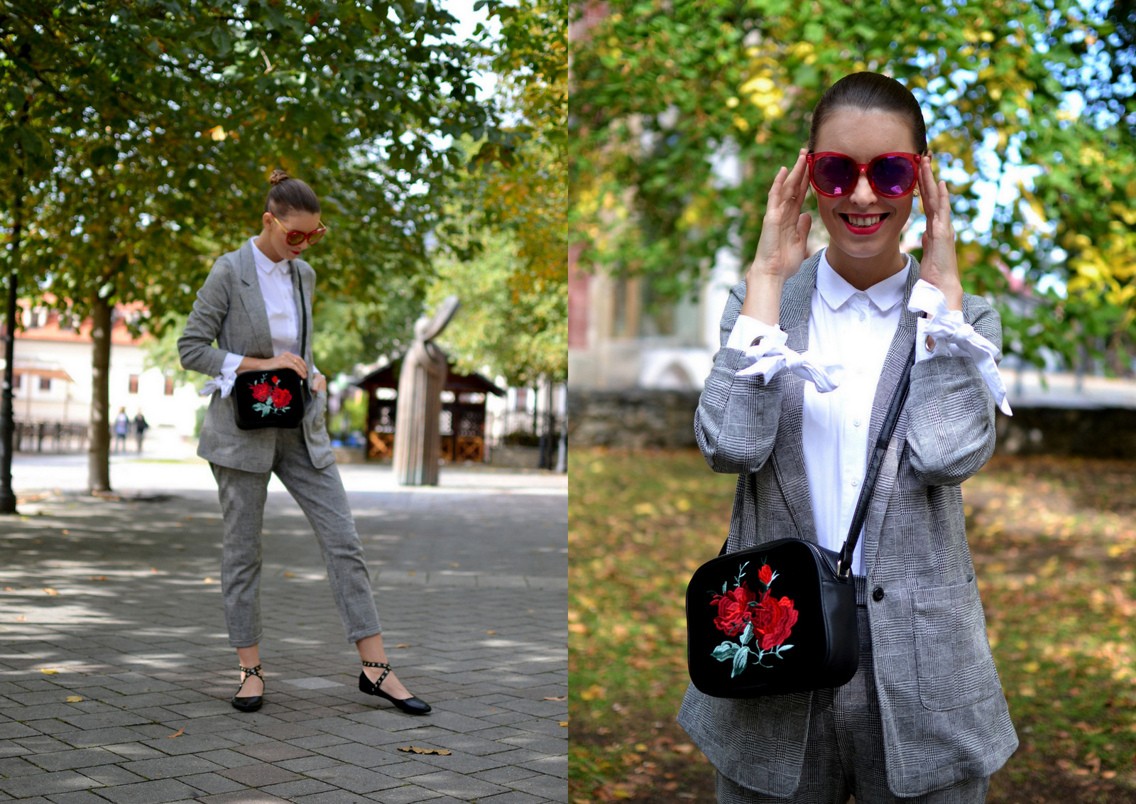7643b5f72e6d celý outfit nová kolekciaHOUSE  nohavice kúpiš TU