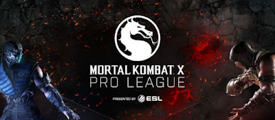Annunciata la  ESL Mortal Kombat X Pro League Season 3