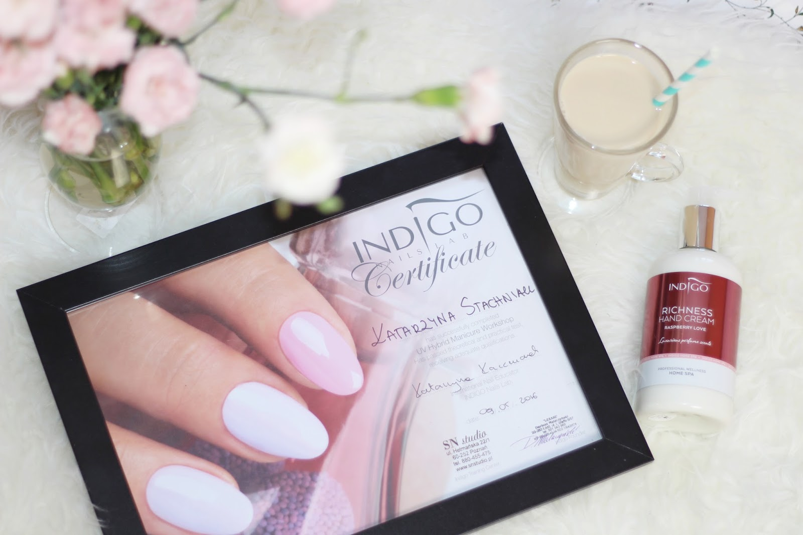 Manicure Time Szkolenie Indigo Manicure Hybrydowy Minimalna