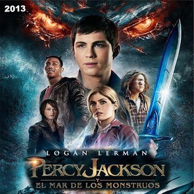 Percy Jackson – en el mar de los monstruos - [2013]