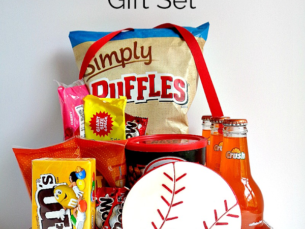 DIY: Father's Day Concession Stand Tray Gift Set