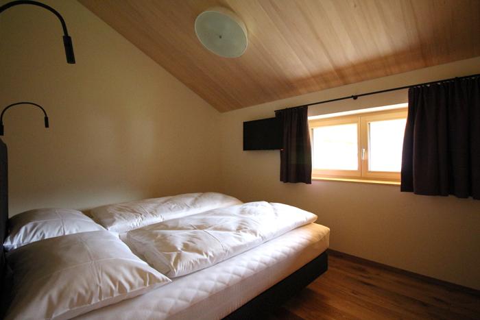 Schtubat Andelsbuch Schlafzimmer