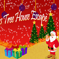 Escape007Games X-mas Tree House Escape
