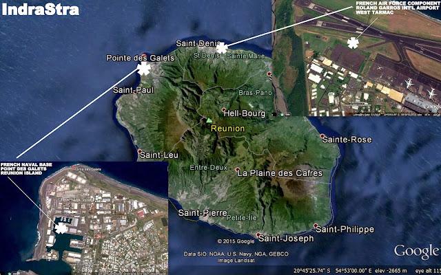 Reunion Islands