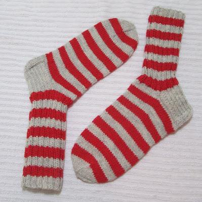 Miesten sukkia
