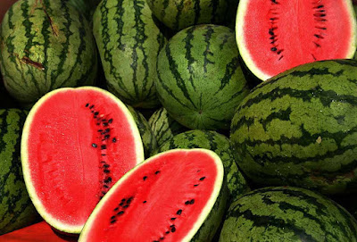 Health Benefits watermelons