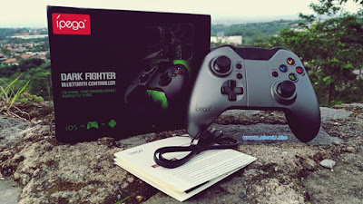 Unboxing iPega PG-9062S Dark Fighter