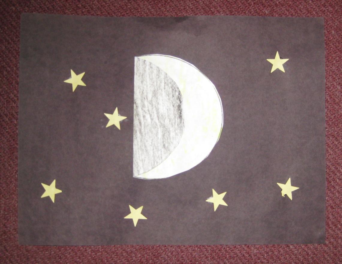 Preschool Storytime Crafts Moon