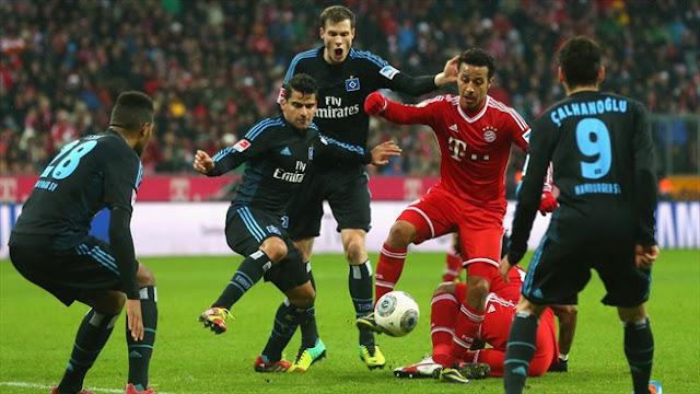 Hamburger SV vs Bayern Munchen