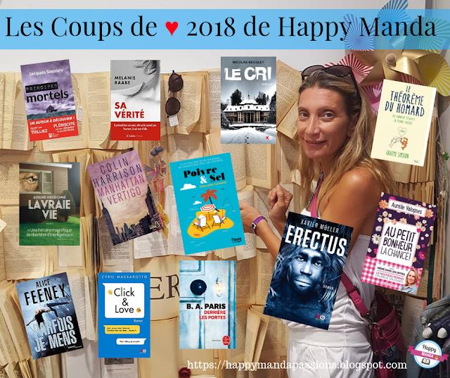 coup de coeur livre 2018 happy manda passions
