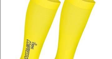 Μανίκι Συμπίεσης Κνήμης Κίτρινο - Athletes Care f4fb5dcf122