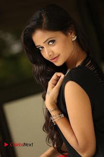 Actress Shreya Vyas Latest Pictures in Ripped Jeans Kevvu Kabaddi Tournament Press Meet  0089