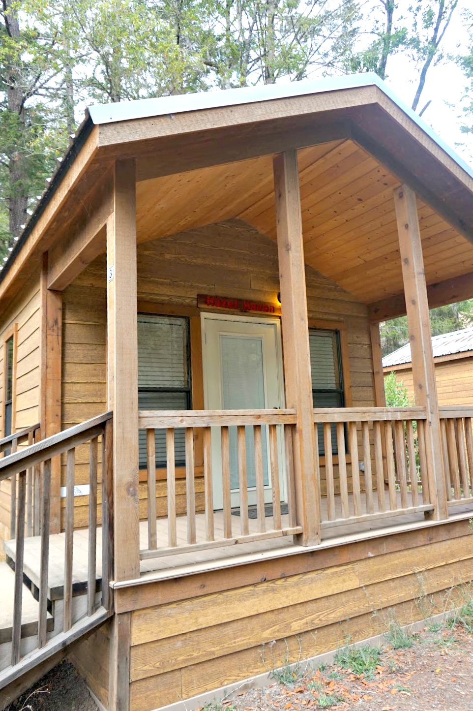The Thrifty Traveler Cabin Camping At Samuel P Taylor