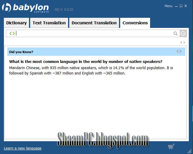 Babylon Pro 11 0 0 22 + Key Free Download