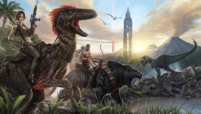 המשחק ARK: Survival Evolved יהיה חינמי בסוף השבוע וזמין בהנחה של 50 אחוזים