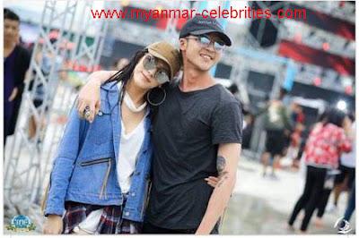 Ye Yint Aung & A Nyein Phyu