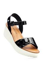 Sandale cu platou bonprix