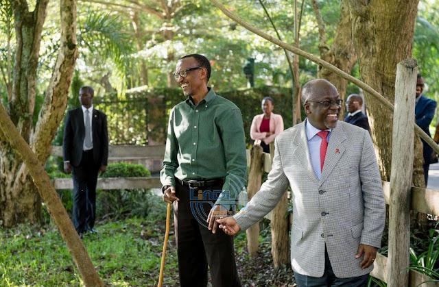 Kagame na Magufuli