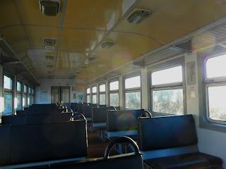 Пригородный поезд Лунинец-Брест