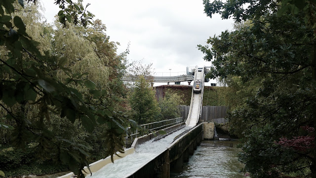 Photo of Dragon Falls Final Drop Chessington World of Adventures